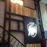 Photo taken at AB Café & Resto by Joris V. on 1/18/2012