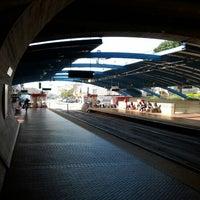 Photo taken at West Portal MUNI Metro Station by Hugh J. on 12/9/2011