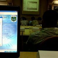 Photo taken at Ruang panderman balaikota batu by Mel's S. on 10/21/2011