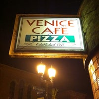 Photo taken at Venice Café by Sam C. on 9/4/2011