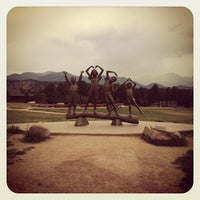 Photo taken at YMCA of the Rockies by Meridith G. on 8/23/2012
