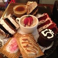 Photo taken at Nickel Diner by Nick N. on 4/12/2012