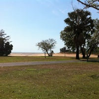 Photo taken at Nightcliff Foreshore by Marcia H. on 7/21/2011