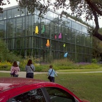 Photo taken at Texas Discovery Gardens by Michael H. on 11/6/2011