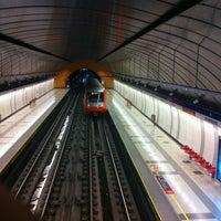 Foto tomada en Metro Las Mercedes por Beto el 5/22/2012