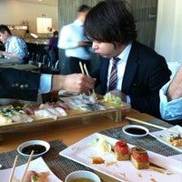 Photo taken at K-ZO Restaurant by Satoshi N. on 2/14/2012