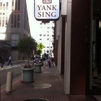 Photo taken at Yank Sing by Bruno S. on 3/8/2012