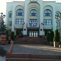Photo taken at Средневолжская газовая компания by Scotsman O. on 6/10/2012
