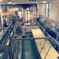 Photo taken at Beecher's Handmade Cheese by Daniel S. on 11/18/2011