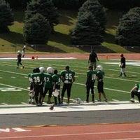 Photo taken at Burke High School by Antonio J. on 9/9/2011