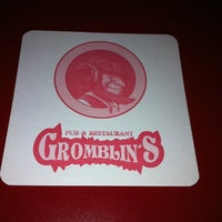 Photo taken at Gromblin's by Erick A. on 7/23/2011