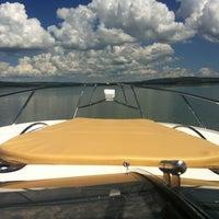 Photo taken at Escarpas do Lago by Paulo P. on 1/4/2012