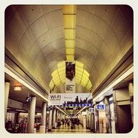 Photo taken at Terminal 3 by William K. on 5/8/2012