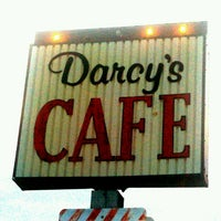 Photo taken at Darcy's Cafe by Shan O. on 10/7/2011