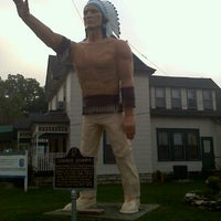 Photo taken at Montpelier Indian by Christella C. on 9/21/2011