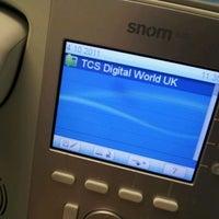 Photo taken at TCS Digital World by Patrick B. on 10/4/2011