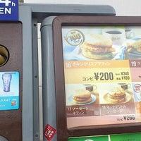 Photo taken at マクドナルド 3号線上川内店 by medaka on 6/30/2012