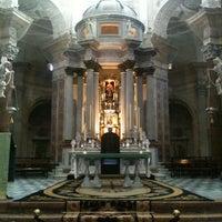 Foto tomada en Catedral de Cádiz por Rajat G. el 7/21/2012