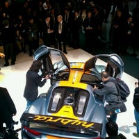 Photo taken at North American International Auto Show 2011 by David B. on 1/15/2011
