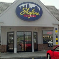 Photo taken at Skyline Chili by Jake W. on 5/27/2012