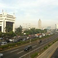 Photo taken at Gedung Nindya karya by Tianpao A. on 4/17/2012
