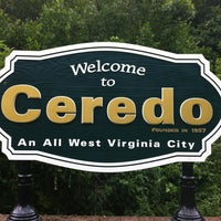Photo taken at Ceredo, WV by Chris P. on 7/20/2012