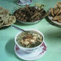 Photo taken at Soto Ayam Dargo Pak Tanto by Andy S. on 8/27/2011