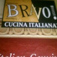 Das Foto wurde bei BRAVO! Cucina Italiana von Jamaal N. am 1/29/2012 aufgenommen