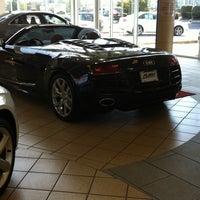 Photo taken at Flow Audi by Jovana N. on 10/17/2011