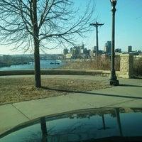 Photo taken at Scenic Overlook by Kurt K. on 12/28/2011