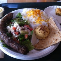 Photo taken at Rice House of Kabob by Craig G. on 8/16/2011