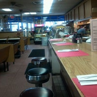 Photo taken at Franks Deli & Restaurant by Mark O. on 12/6/2011