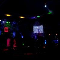Photo taken at night club by wudtiwetch n. on 11/1/2011