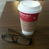 Photo taken at Starbucks by Patrick S. on 11/11/2011