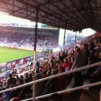 Photo taken at Bosuilstadion by Werner S. on 8/24/2011
