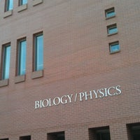 Photo taken at Physics Building by John F. on 8/23/2012