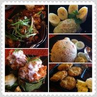 Photo taken at Silk Thai Restaurant by Stan S. on 9/4/2012