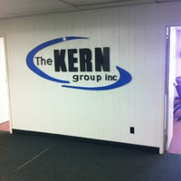Photo taken at The Kern Group, Inc by Scott K. on 7/9/2012