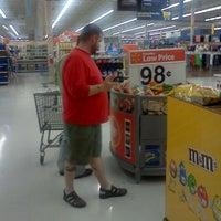 Photo taken at Walmart Supercenter by Melissa H. on 5/5/2012