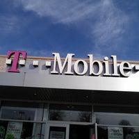 Photo taken at T-Mobile by Joe C. on 11/26/2011