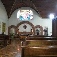 Photo taken at Mosteiro São João - Monjas Beneditinas by Karin G. on 9/8/2012