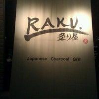 Foto tirada no(a) Raku por Bryant D. em 11/27/2011