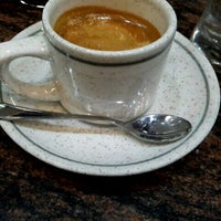 Photo taken at Cafetería Bahía Blanca by David on 1/7/2012