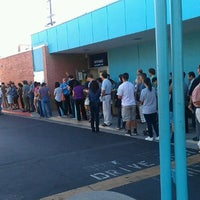 Photo taken at Department of Motor Vehicles by Andrew C. on 8/23/2011