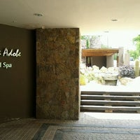 Photo taken at Hotel Casa De Adobe by Rolando N. on 1/9/2012
