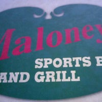 Photo taken at Maloney's Sports Bar & Grill by Travis C. on 8/14/2011