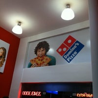 Photo taken at Domino's Pizza by Cleiton R. on 12/28/2010