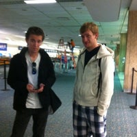 Photo taken at US Airways Check In by Sue G. on 1/17/2012