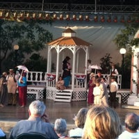 Photo taken at Sumtur Ampitheater by Rebecca M. on 7/17/2011