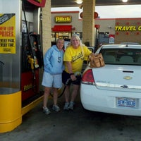 Photo taken at Pilot Travel Center by Vickie D. on 10/6/2011